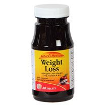 Natures Measure Weight Loss Supplement